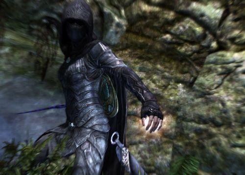 Tamriel Vault - Character Build: The Daedric Princes