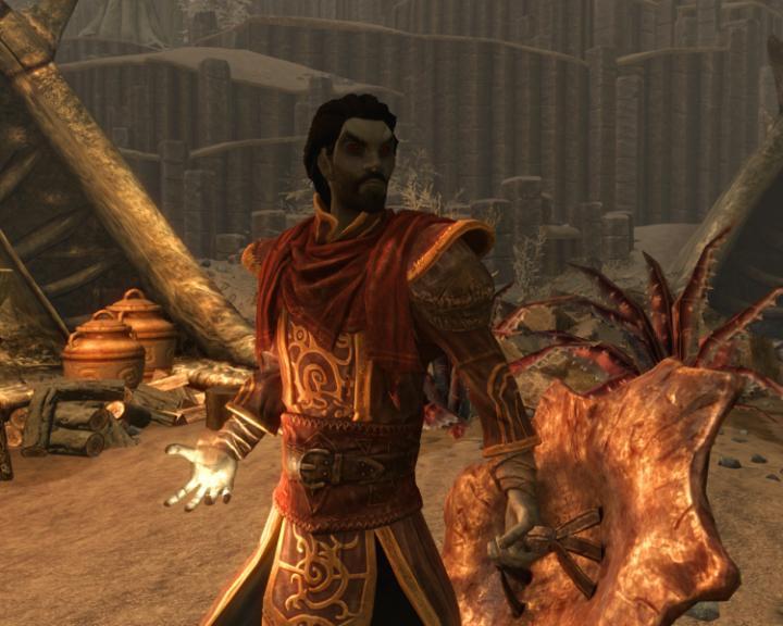 Tamriel Vault - Character Build: The Telvanni Shield-Mage