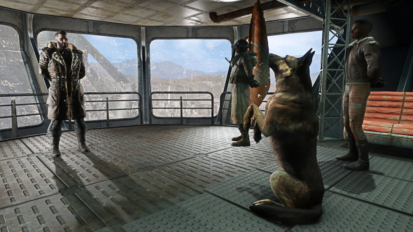 DOGMEAT CONFIRMED BROTHERHOOD SUPPORTER