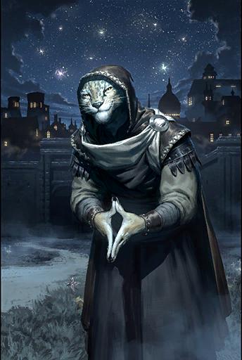 Tamriel Vault - Character Build: The Moon Bishop