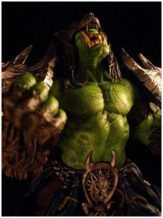 Tamriel Vault - Character Build: The Orc Shaman King