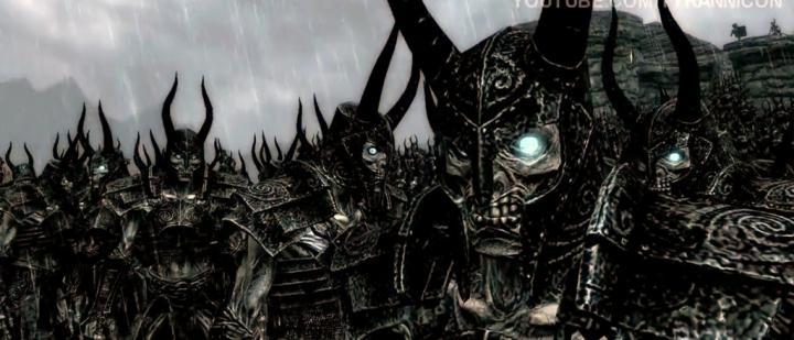 Tamriel Vault Character Build The Necromancer