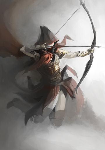 Tamriel Vault - Character Build: The Blood Archer