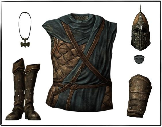 Tamriel Vault Character Build The Harbinger