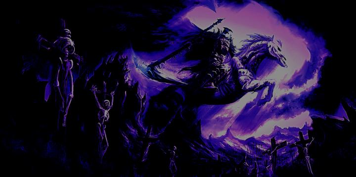 Tamriel Vault - Character Build: The Horseman Death